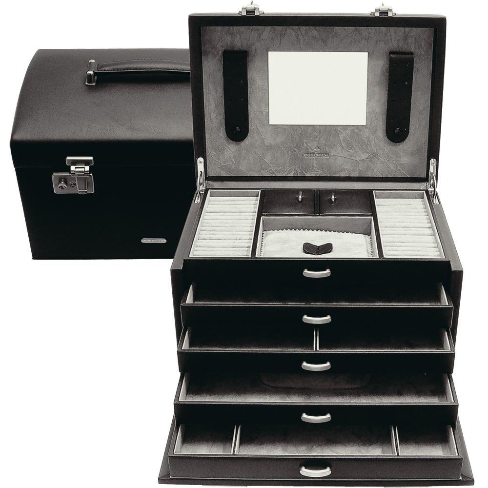 Windrose Vision Schmuckkoffer mit 5 Etagen kaufen