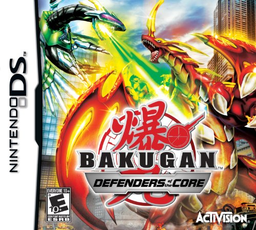 Bakugan Battle Brawlers: Defenders of the Core - Nintendo DS - 1