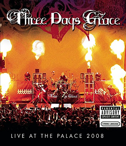 Three Days Grace:Live at the P [Edizione: Germania]