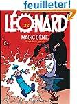 L�onard, tome 32 : Magic g�nie