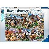 Ravensburger Postcard Parks Puzzle (2000-Piece)