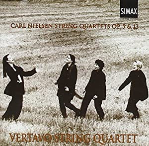 Carl Nielsen: String Quartets No. 1 and 2