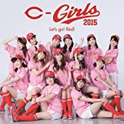 Let\'s go! Red!(CD+DVD)C-Girls2015