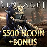 LINEAGE II  NCOIN  5500 [Online Game Code]