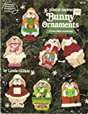 img - for Plastic Canvas Bunny Ornaments book / textbook / text book