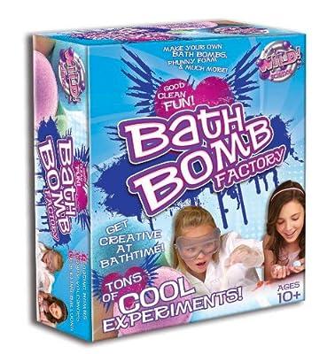 Wild Science Bath Bomb Factory
