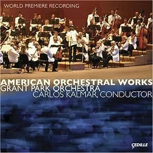Amerikanische Orchesterwerke