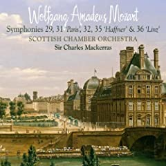 Symphony No.31 in D major (Paris), K.297 ii Andante (alternative 2nd movement)