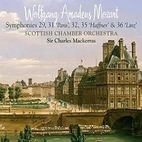 Symphony No.32 in G major, K.318 ii Andante