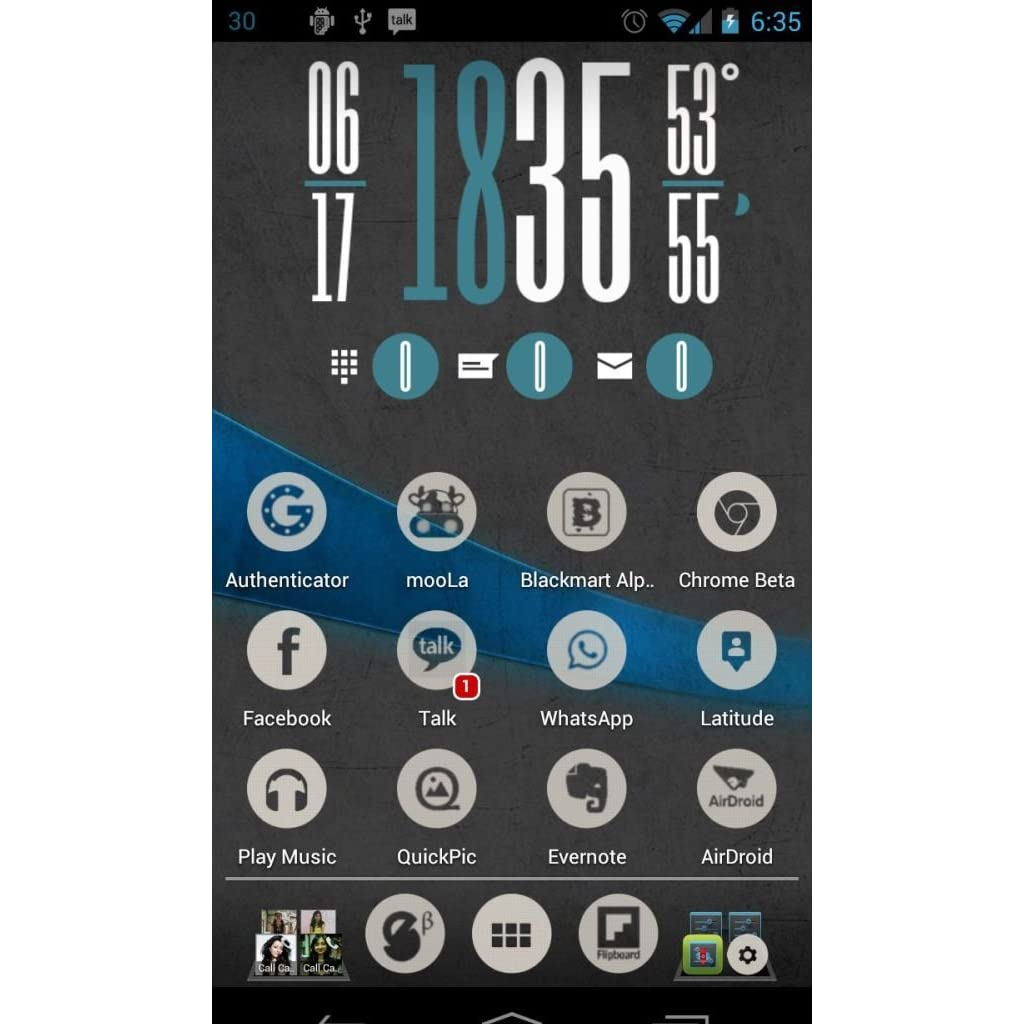 Best Icon pack themes EVER for Go LaucnherEX, Nova, Apex