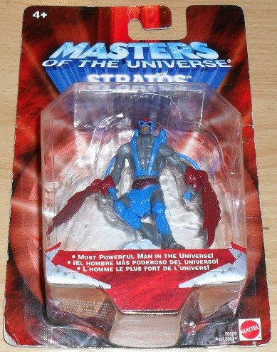 Picture of Mattel Master of the Universe TRAPJAW Action Figure (B001CDUEA0) (Mattel Action Figures)
