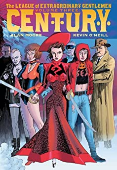 League Of Extraordinary Gentlemen Volume 3: Century