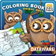 Coloring Book 24: Animal ABCs [Download]