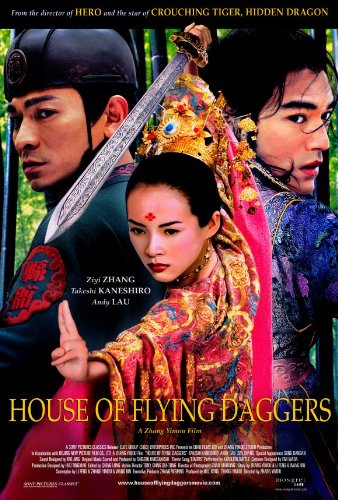House Of Flying Daggers Poster Movie (27 X 40 Inches - 69Cm X 102Cm) (2004)