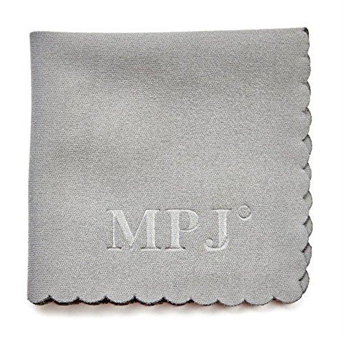 MPJ クリーニングクロス マイクロファイバークロス 超極細繊維 カメラレンズ・メガネ・スマホ・PC・液晶画面・楽器 14cm x 14cm 24枚入