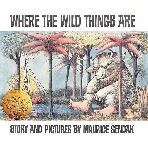 WHERE THE WILD THINGS ARE (Paperback) (Pride To Pack compare prices)