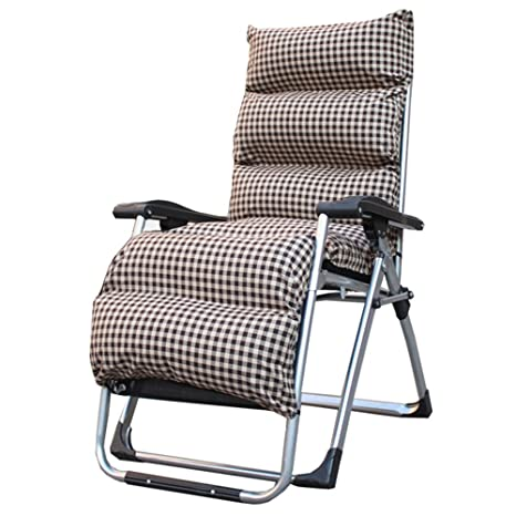 HWF Tumbonas Silla plegable de la cubierta / silla plegable de Sun / silla reclinable / silla de la relajación / silla plegable de múltiples funciones (10 colores a elegir de) ( Color : G )