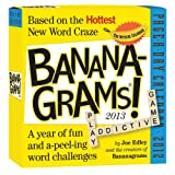 Bananagrams 2013 Page-A-Day Calendar