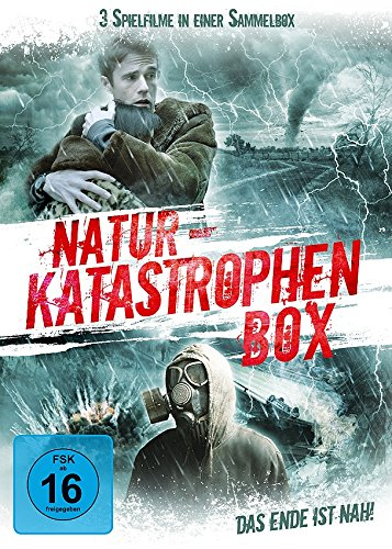 Naturkatastrophen Box [3 Filme in einer Box] [3 DVDs]