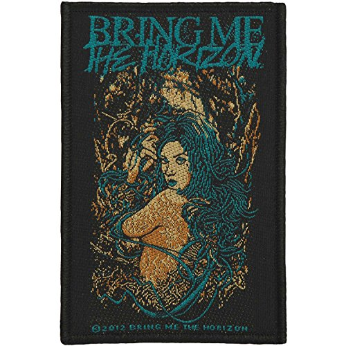 BRING ME THE HORIZON    FOREST GIRL     Patch