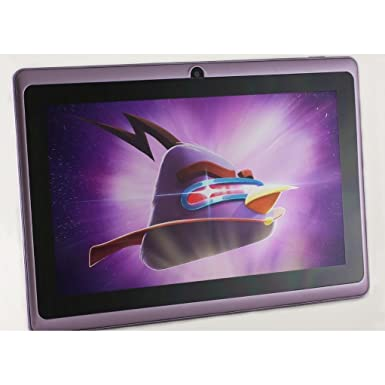 "Zeepad A13 Tablet PC 7""  All winner A13  Android 4.1 Jelly Beans Dual Camera 4GB: Purple at Sears.com"