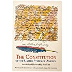 Illustrated Constitution of the United States Book