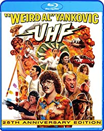 UHF (25th Anniversary Edition) [Blu-ray]
