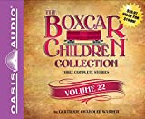 The Boxcar Children Collection Volume 22: The Black Pearl Mystery, The Cereal Box Mystery, The Panther Mystery by Gertrude Chandler Warner (2015-05-26)