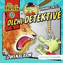 Löwenalarm (Olchi-Detektive 3) Hörspiel von Erhard Dietl, Barbara Iland-Olschewski Gesprochen von: Peter Weis, Wolf Frass, Patrick Bach