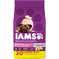Iams ProActive Health Mature Toy & Small Breed Chicken Dry Dog Food