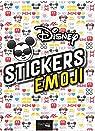 Livre de stickers Emoji Disney par inconnu