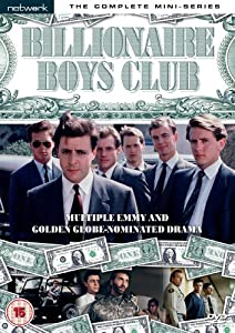 The Billionaire Boys Club [DVD]