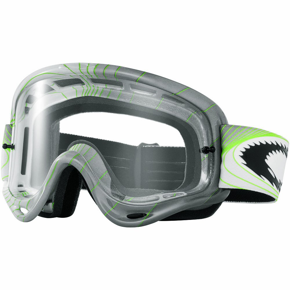 oakley prizm goggles  motorcycle goggles