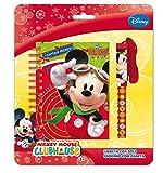 Minnie Mouse - Blister con cuaderno y boli colgante (Fantasy DS3952/AS6659)