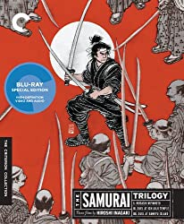 Samurai Trilogy (The Criterion Collection) [Blu-ray]