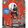 Criterion Collection: Samurai Trilogy [Blu-ray] [1956] [US Import]