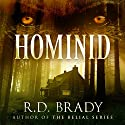 Hominid Audiobook by R.D. Brady Narrated by Patricia Santomasso