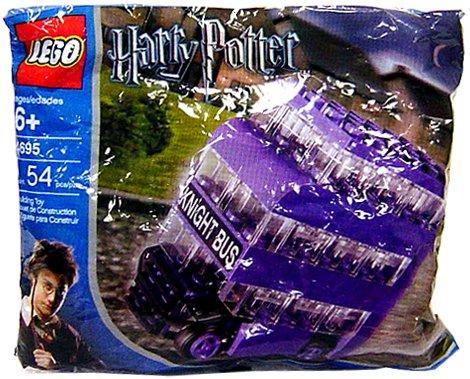 harry potter knight bus lego