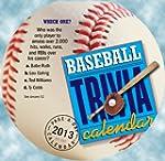 Baseball Trivia 2013 Calendar