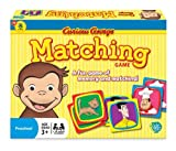 61uPw98%2BjgL. SL160  Curious George Matching Game