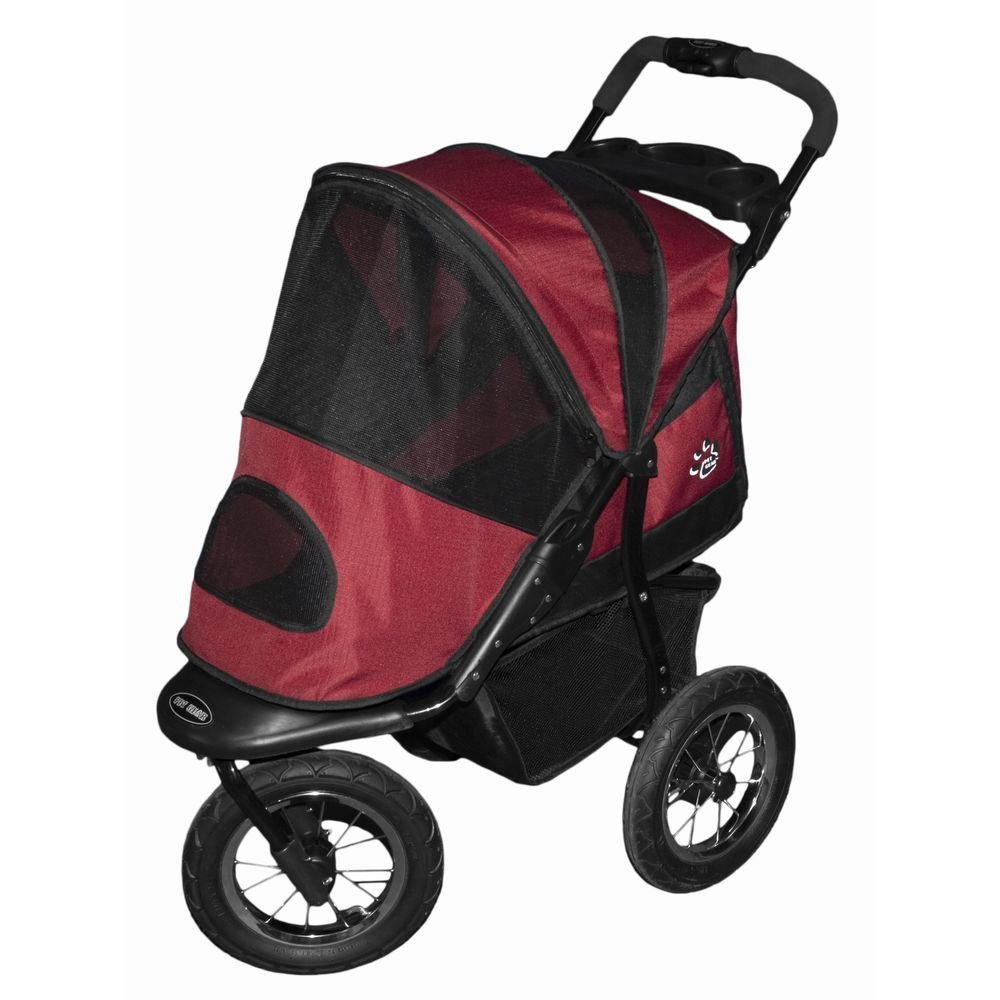 Pet Gear Jogger Pet Stroller for Cats and Dogs