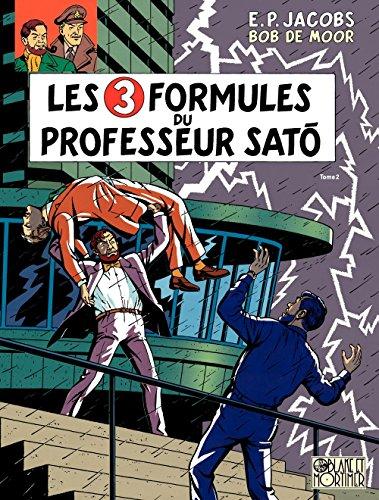 Blake et Mortimer, Tome 12 Les 3 formules du professeur Sato 2