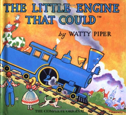 The Little Engine That Could mini: Watty Piper: 9780448400716: Amazon.com: Books