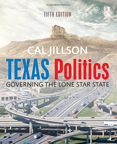 American Government (Package): Texas Politics: Governing the Lone Star State (Volume 2) PDF