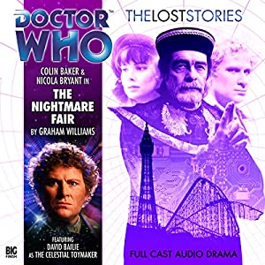 Doctor Who - The Lost Stories - The Nightmare Fair Audiobook