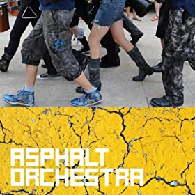 "Featured recording ""Asphalt Orchestra"""