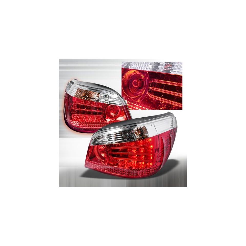 04 UP BMW E60 5 SERIES LED TAIL LIGHTS