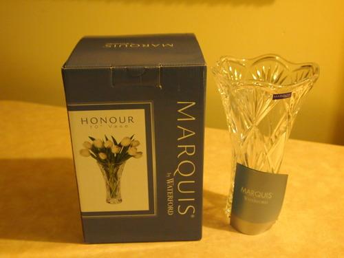 Amazon Com Marquis By Waterford Honour 10 Quot Vase Decorative Vases
