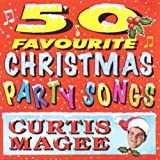 Curtis Magee 50 Favourite Christmas Party Songs