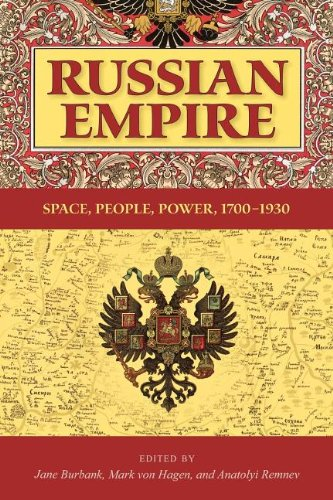 Russian Empire: Space, People, Power, 1700-1930...